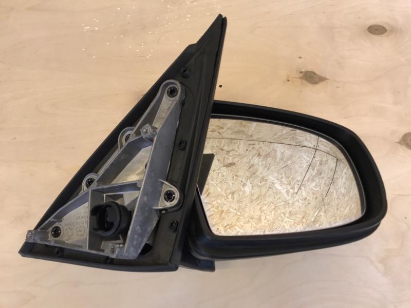 Зеркало Bmw X5 E70 N52B30 2009 переднее правое
