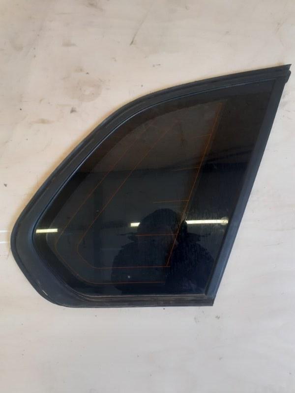Форточка багажника Bmw X5 E70 N52B30 2009 правая