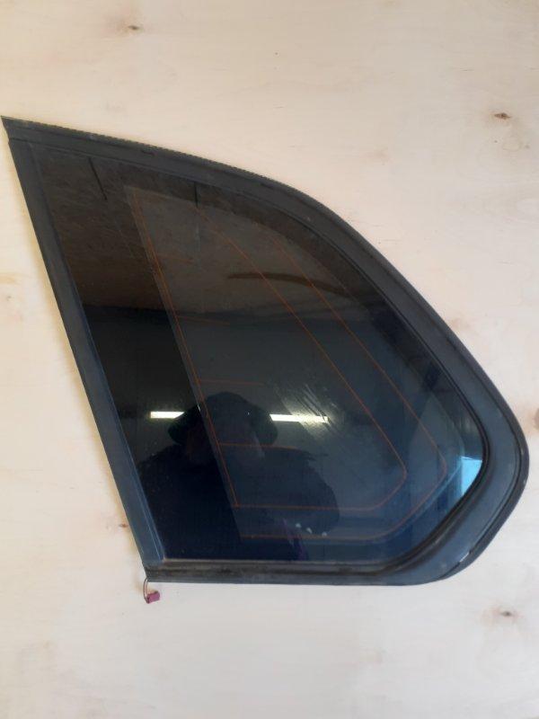 Форточка багажника Bmw X5 E70 N52B30 2009 левая