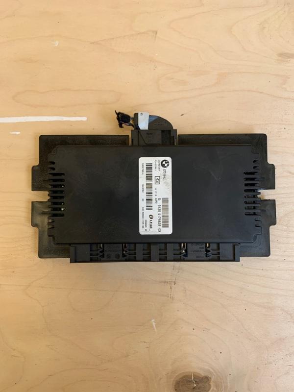 Блок управления светом Bmw X5 E70 N52B30 2009