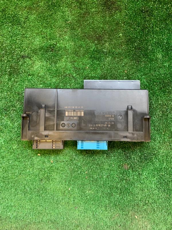 Блок управления комфортом Bmw X5 E70 N52B30 2009
