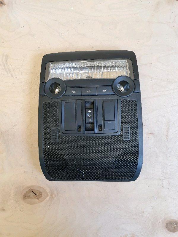 Плафон салона Bmw X5 E70 N52B30 2009 передний