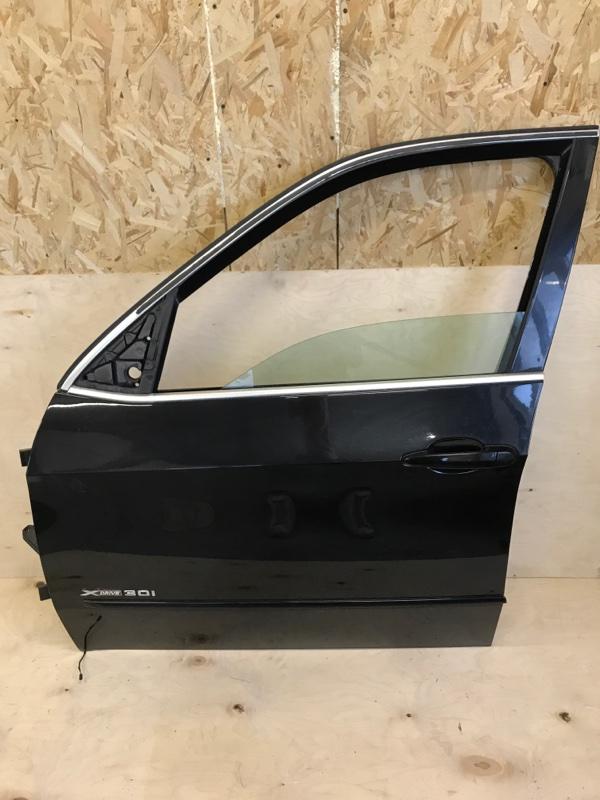 Дверь Bmw X5 E70 N52B30 2009 передняя левая