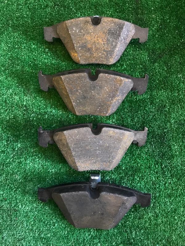 Тормозные колодки Bmw X5 E70 N52B30 2009 переднее
