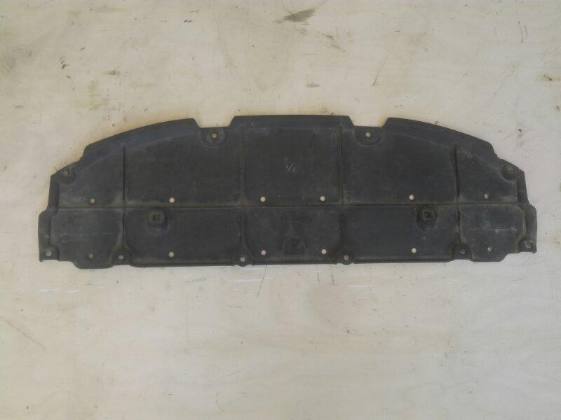 Защита двигателя Toyota Prius ZVW51 2ZR-FXE передняя