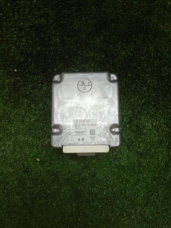 Блок управления комфортом Toyota Prius ZVW51 2ZR-FXE