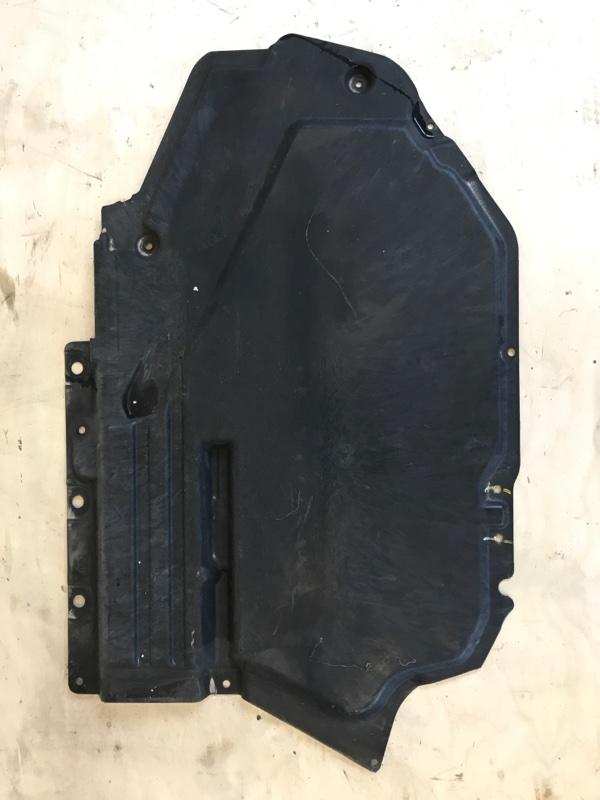 Защита днища кузова Bmw X5 E70 N52B30 2009 задняя левая