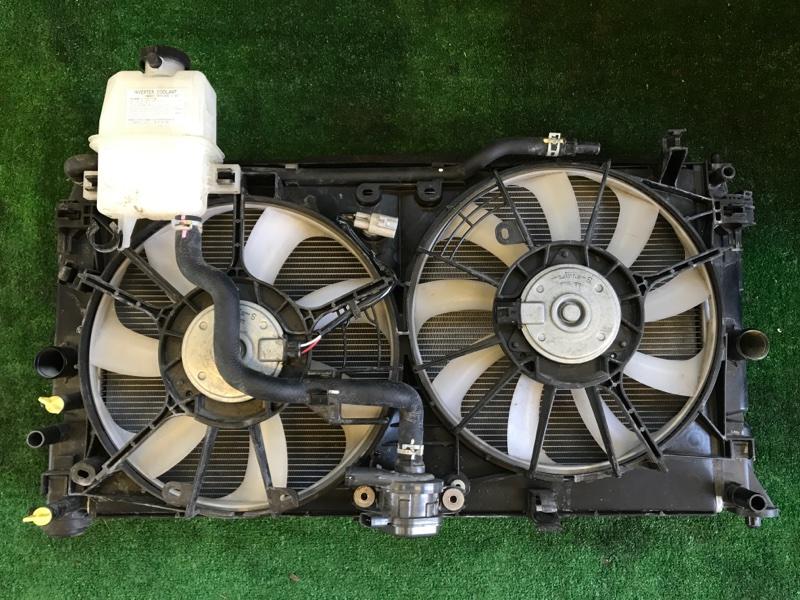 Касета радиаторов Toyota Prius ZVW51 2ZR-FXE