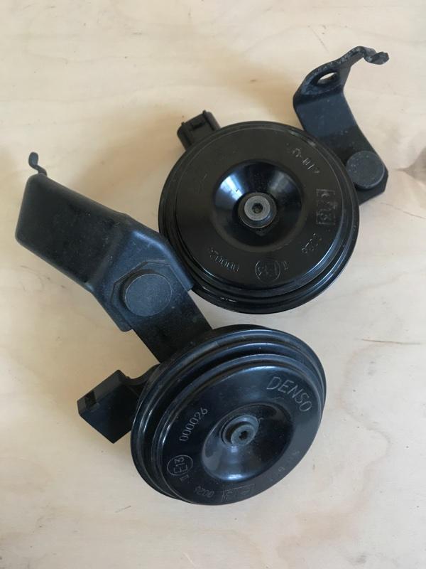 Сигнал звуковой Toyota Prius ZVW51 2ZR-FXE