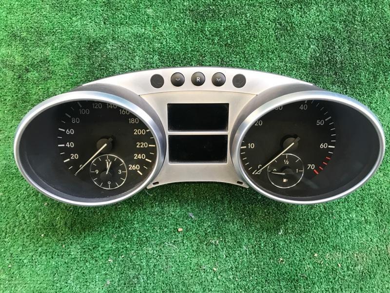 Спидометр Mercedes Benz 164.186 Ml350 4Matic W164.186 M272E35 2005