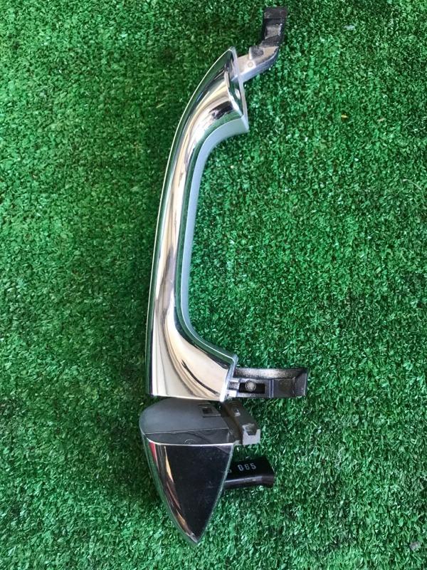 Ручка двери внешняя Mercedes Benz 164.186 Ml350 4Matic W164.186 M272E35 2005 передняя левая