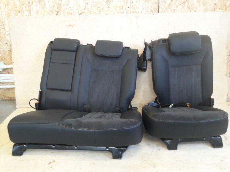 Сидения комплект Mercedes Benz 164.186 Ml350 4Matic W164.186 M272E35 2005