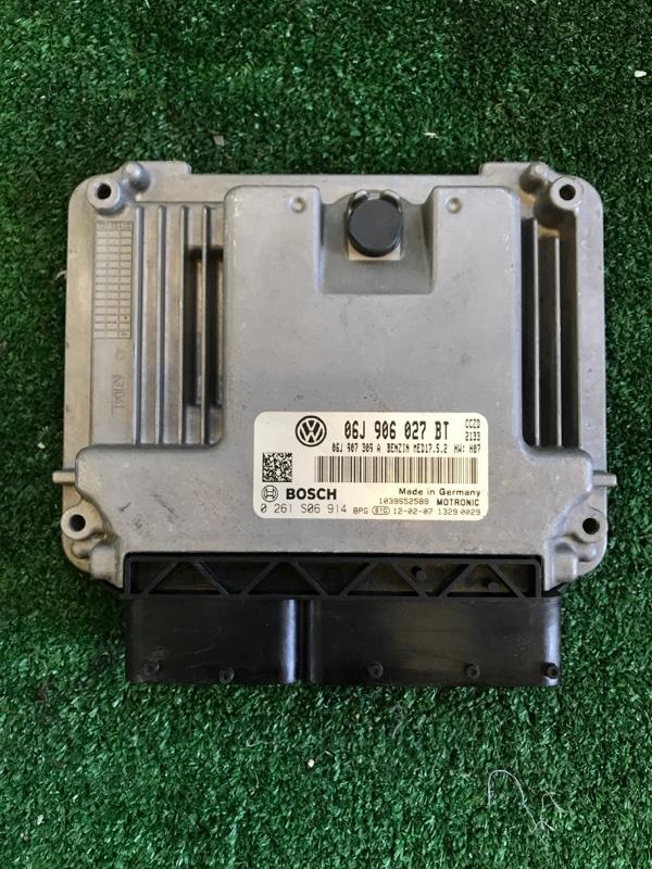 Блок управления двигателем Volkswagen Tiguan 2012