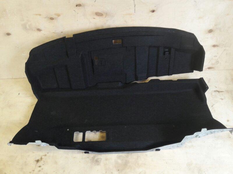 Обшивка багажника Toyota Crown AWS210 2ARFSE 2016