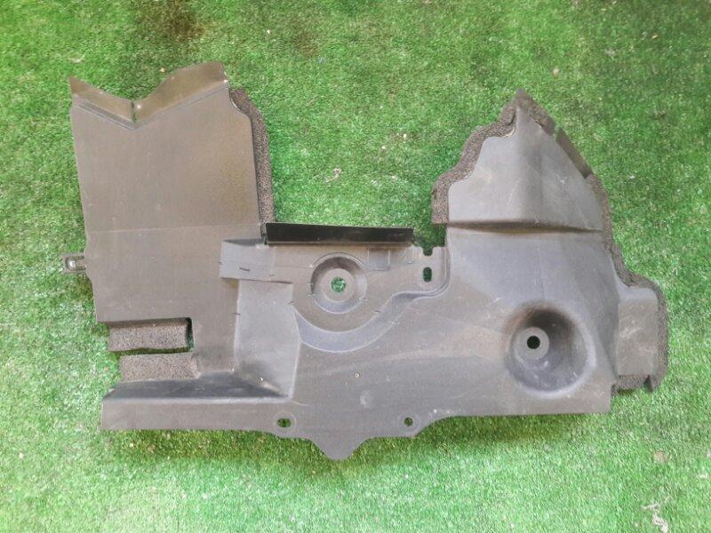 Защита радиатора Toyota Crown AWS210 2ARFSE 2016 правая