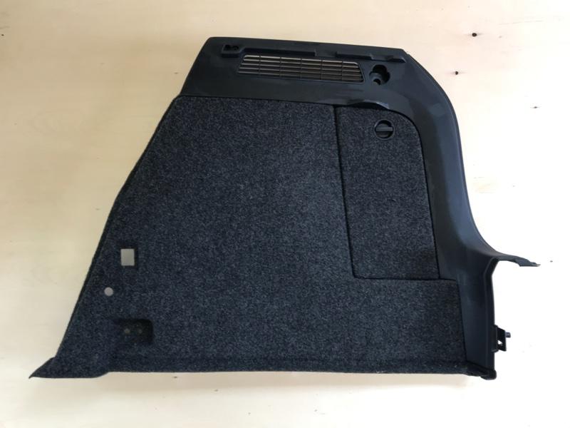 Обшивка багажника Volkswagen Tiguan TIG CCZD 2012 задняя правая