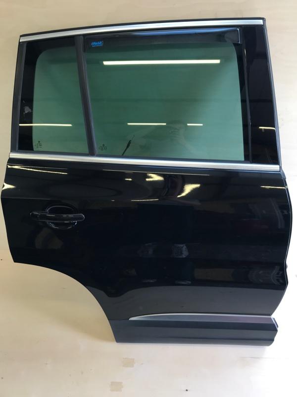 Дверь Volkswagen Tiguan 2012 задняя правая