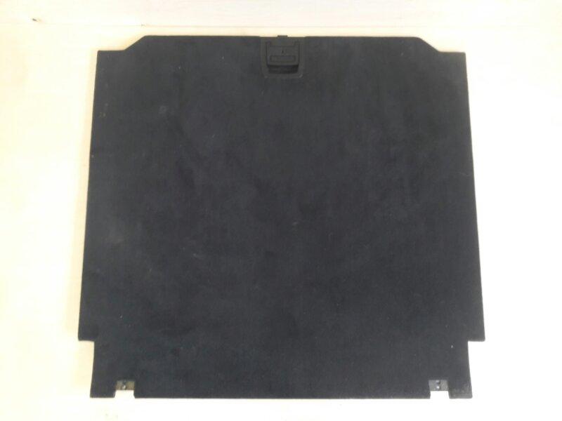 Пол багажника Bmw X5 E70 N52B30 2009