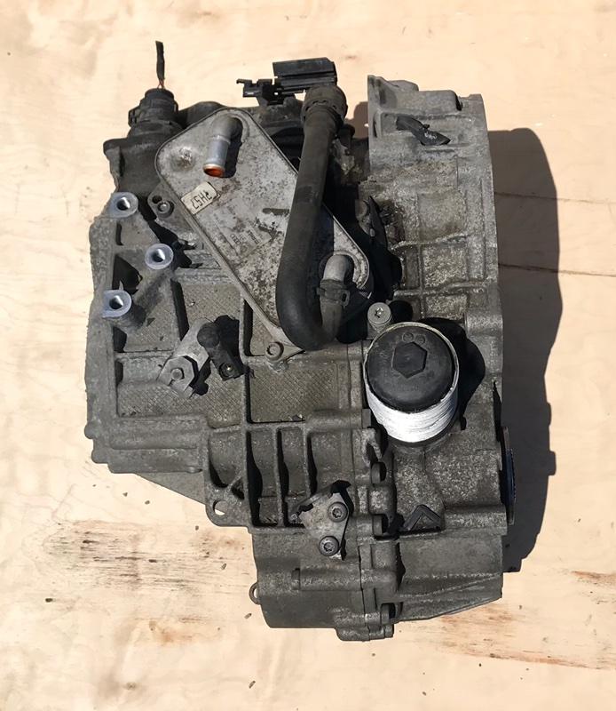 Акпп Volkswagen Tiguan 2012