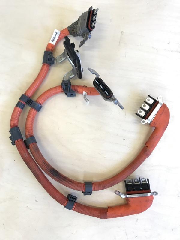 Высоковольтный кабель Toyota Crown AWS210 2ARFSE 2013