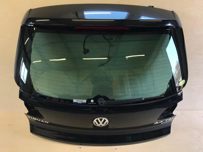 Крышка багажника Volkswagen Tiguan 2012