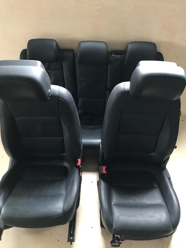 Сидения комплект Volkswagen Tiguan 2012