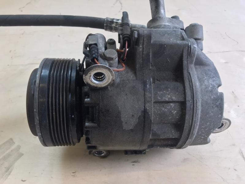 Компрессор кондиционера Bmw X5 E70 N52B30 2009