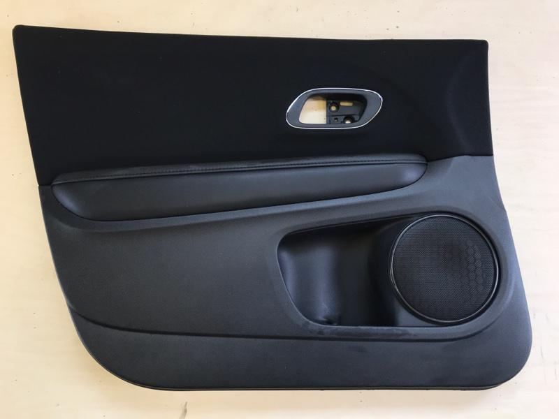 Обшивка двери Honda Vezel RU1 L15B 2014 передняя левая