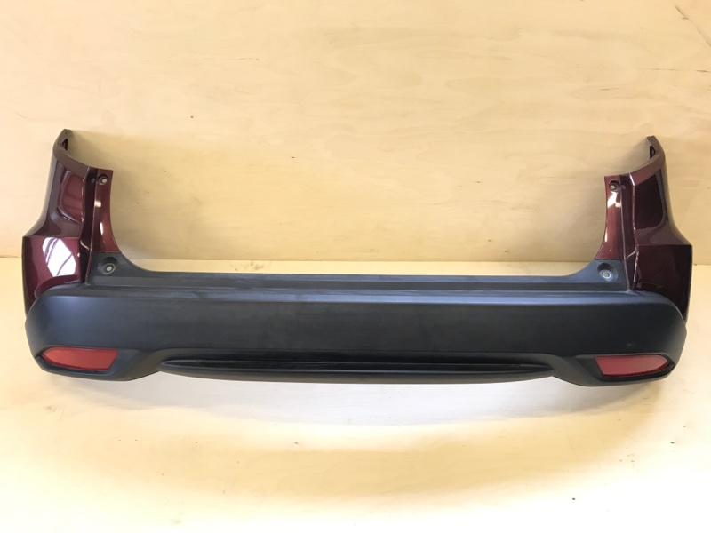 Бампер Honda Vezel RU1 L15B 2014 задний