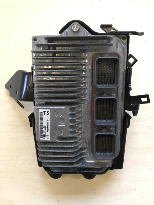 Блок управления двигателем Honda Vezel RU1 L15B 2014