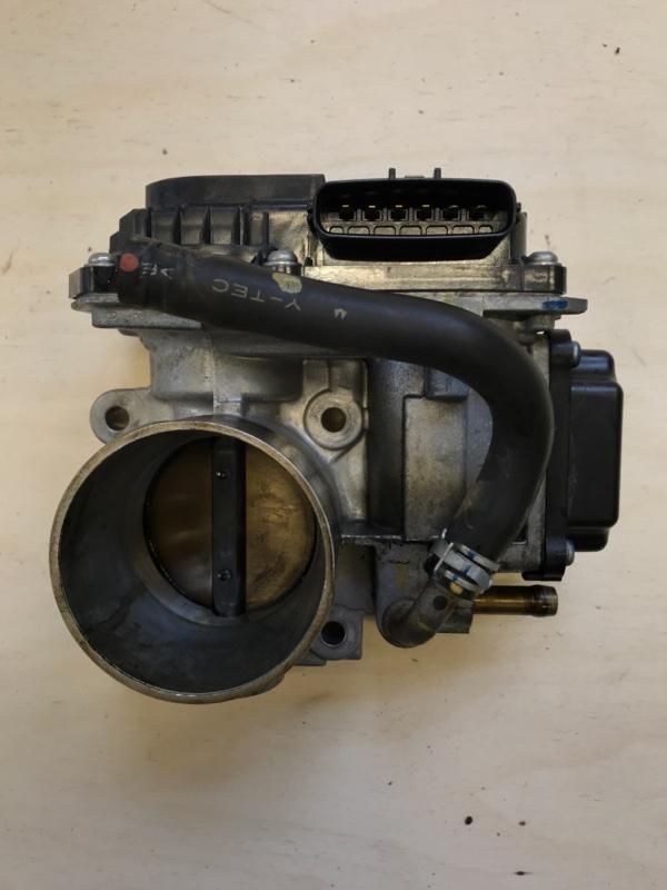 Дроссельная заслонка Honda Vezel RU1 L15B 2014