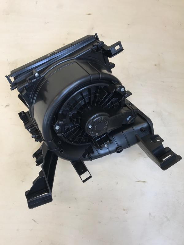 Мотор печки Honda Vezel RU1 L15B 2014
