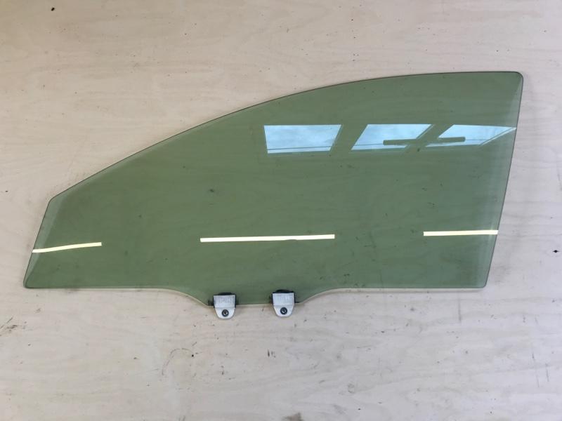 Стекло двери Honda Vezel RU1 L15B 2014 переднее левое