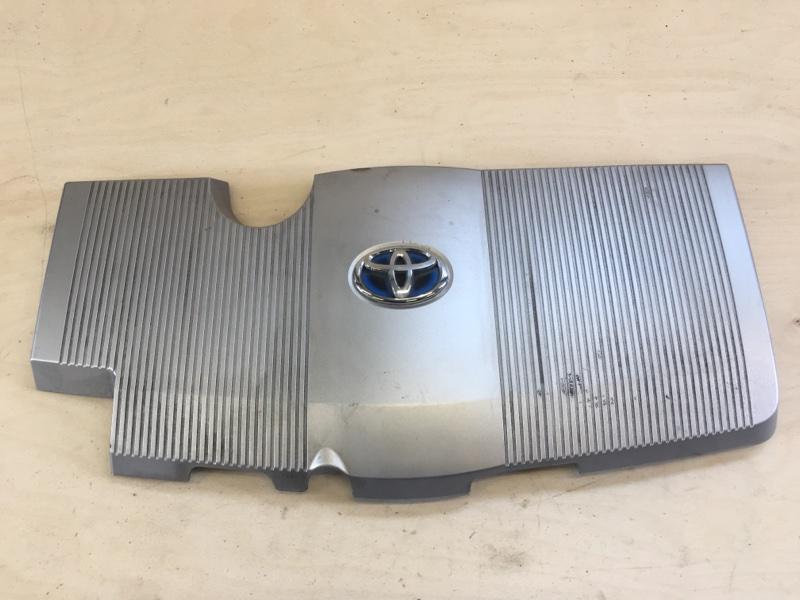 Крышка двс декоративная Toyota Prius ZVW50 2ZR-FXE 2016