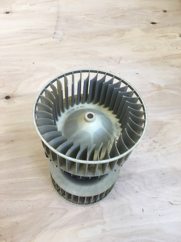 Мотор печки Bmw X5 E53 M62B44 2003