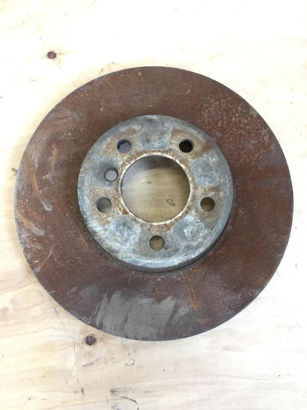 Тормозной диск Bmw X5 E53 M62B44 2003 передний