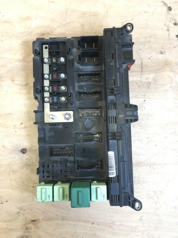 Блок предохранителей Bmw X5 E53 M62B44 2003