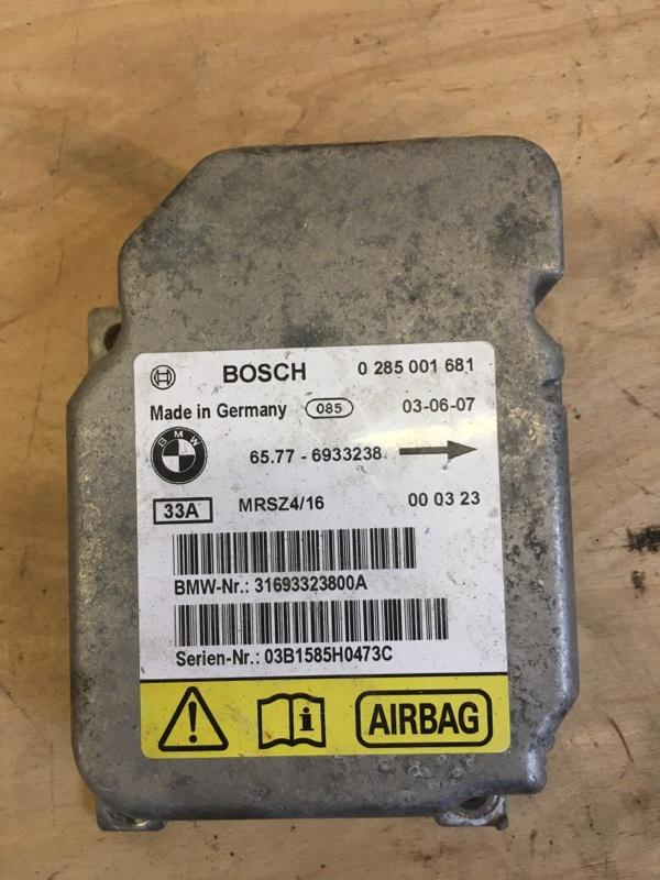 Блок управления airbag Bmw X5 E53 M62B44 2003