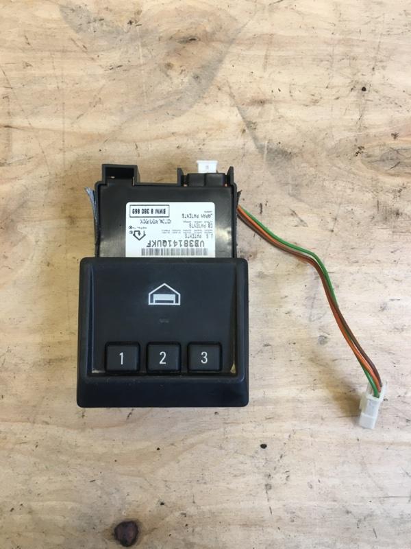 1 Bmw X5 E53 M62B44 2003