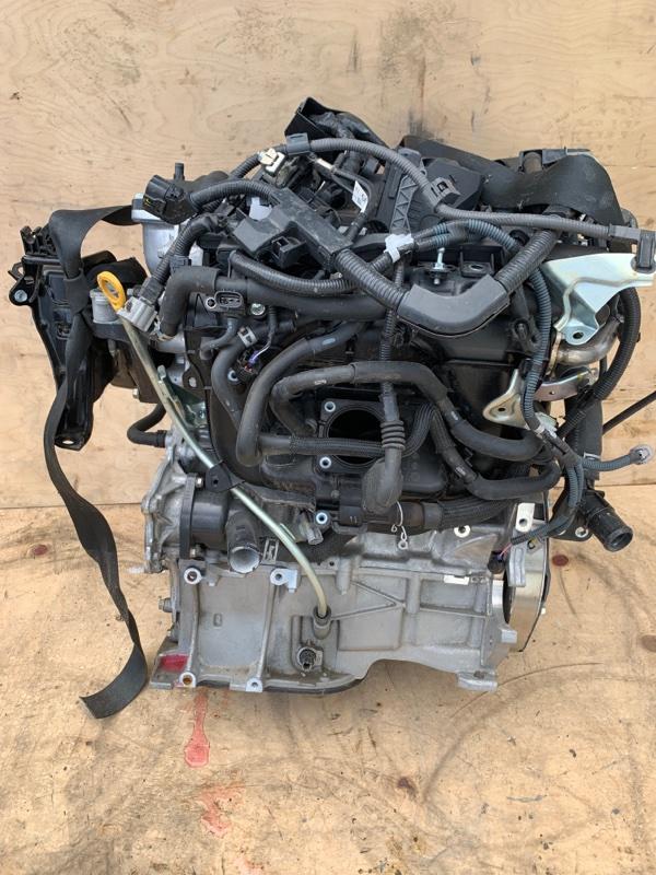 Двигатель Toyota Prius ZVW51 2ZR-FXE