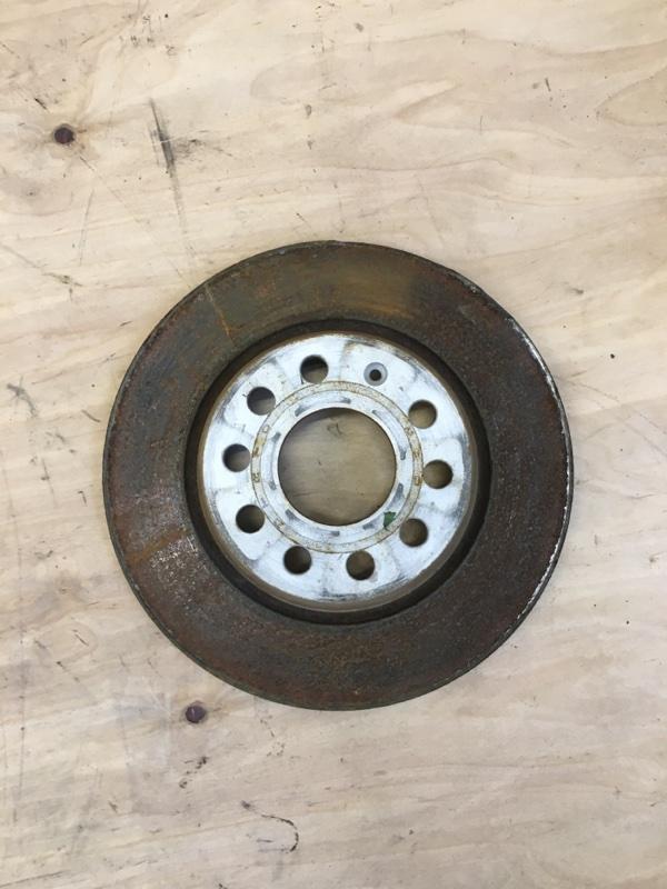 Тормозной диск Volkswagen Tiguan TIG CCZD 2012 задний