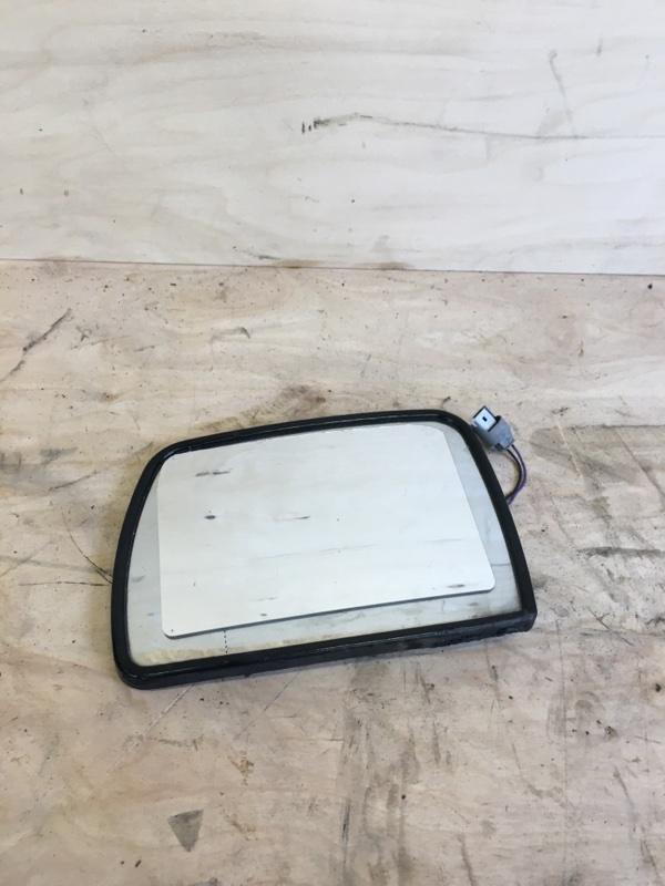 Полотно зеркала Bmw X5 E53 M62B44 2002 левое