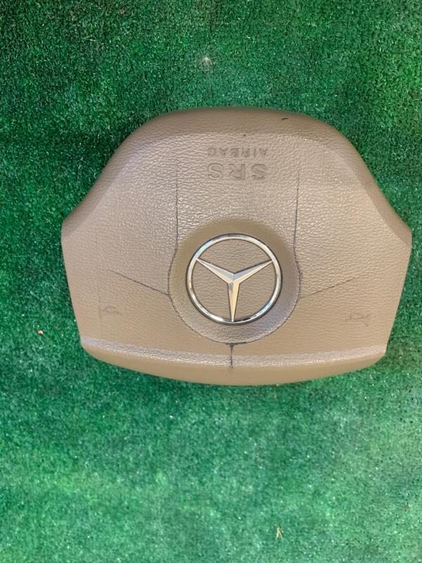 Airbag на руль Mercedes Benz 164.186 Ml 350 4Matic W164.186 M272E35 2007