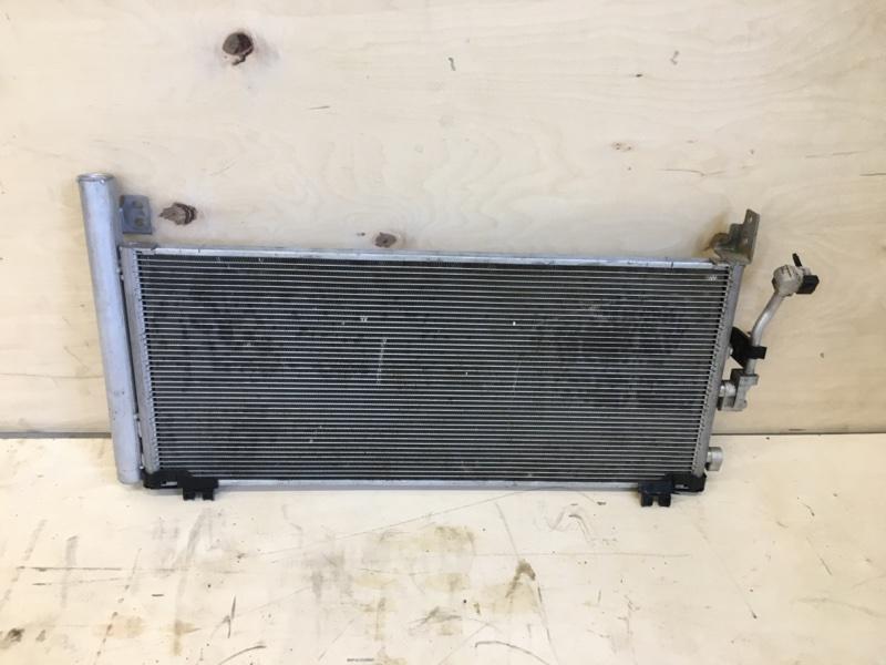 Радиатор кондиционера Toyota Sienta NHP170- 1NZFXE 2017