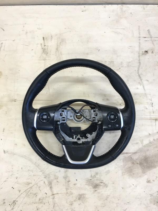 Руль Toyota Sienta NHP170- 1NZFXE 2017