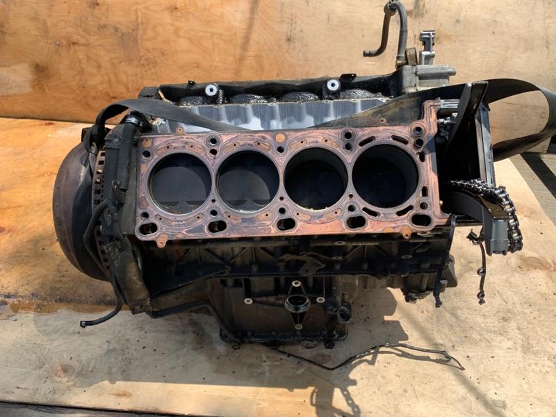 Блок двигателя Bmw X5 E53 M62B44 2003