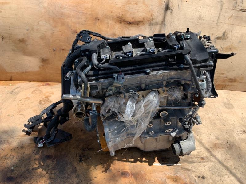 Двигатель Toyota Prius ZVW50 2ZR-FXE 2016