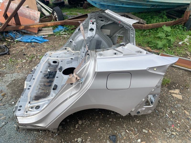 Тазик железный Toyota Prius ZVW51 2ZR-FXE