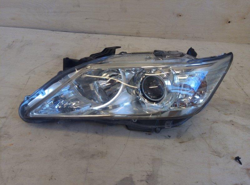Фара Toyota Camry AVV50 2AR-FXE 2012 левая