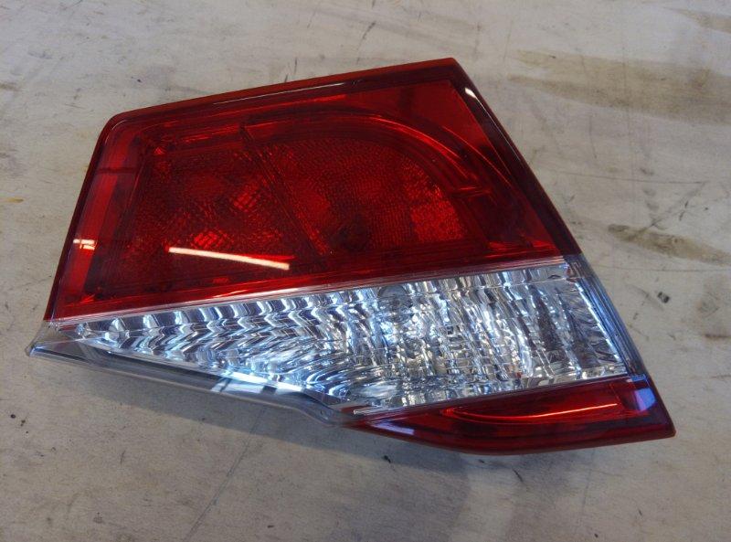 Стоп-вставка Toyota Camry AVV50 2AR-FXE 2012 задняя левая